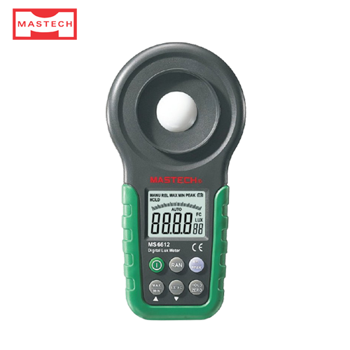 Digital Lux Meter MS6612