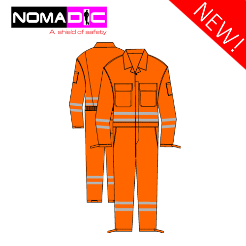 FLAME WELD-Fire retardant coverall